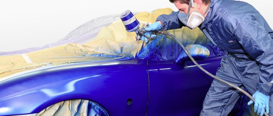 Pintado de coches
