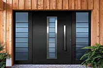 Puertas de aluminio y pvc