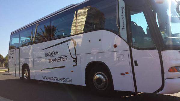 Transporte en autocar