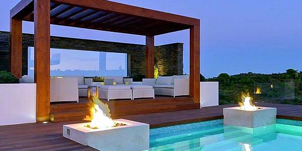 Instalaciones eléctricas en terrazas
