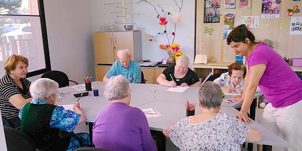 custodia de personas mayores