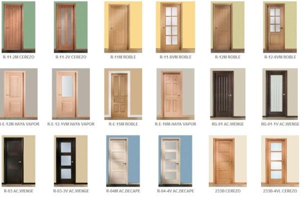 modelos puertas